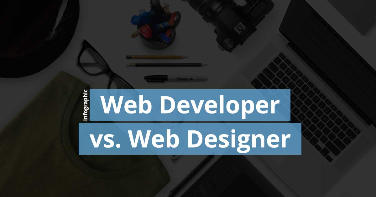 Web Developer Vs Web Designer What S The Difference Infographic In Tuition Cloud Services